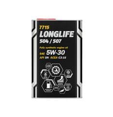 Mannol Longlife 504/507 5W-30, 1 l