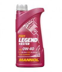 Mannol Legend+Ester 0W-40, 1 l