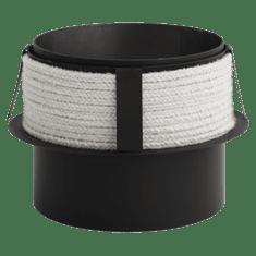 Lienbacher Redukcia s tesniacim povrazcom DN120/DC160, oceľ čierna