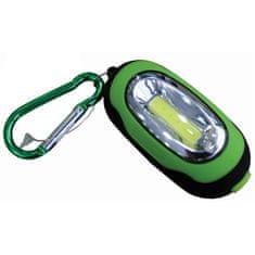 Harmony baterijska LED svjetiljka s karabinom COB