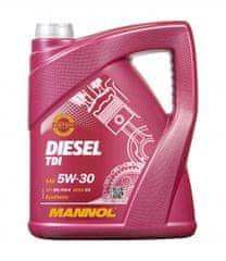 Mannol Diesel TDI 5W-30, 5 l