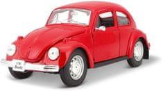 Maisto Volkswagen Beetle 1973, crveni