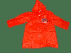 Nickelodeon Chlapecká červená pláštěnka s autem Cars.