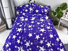 Aaryans Povlečení mikroplyš Hvězda Royal 140x200/70x90