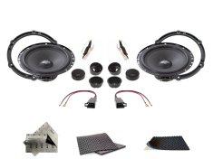 Audio-system SET - přední reproduktory do Citroen C5 Aircross (2017-)- Audio System MX