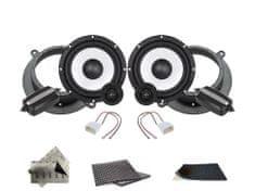 Crunch SET - přední reproduktory do Mazda 6 (02-08) - Crunch