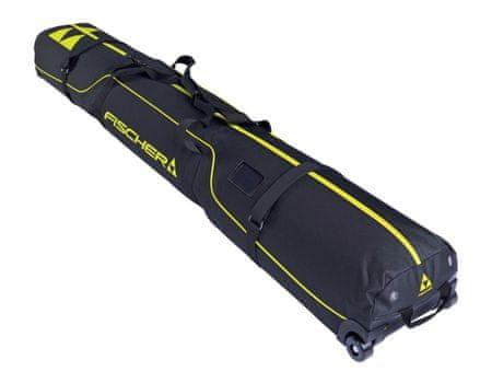 FISCHER torba za skije ALPINE RACE + kotači, 2 para, 195 cm
