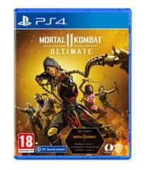 Warner Bros Mortal Kombat 11 Ultimate igra (PS4)