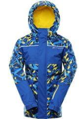 ALPINE PRO dětská lyžařská bunda INTKO 2