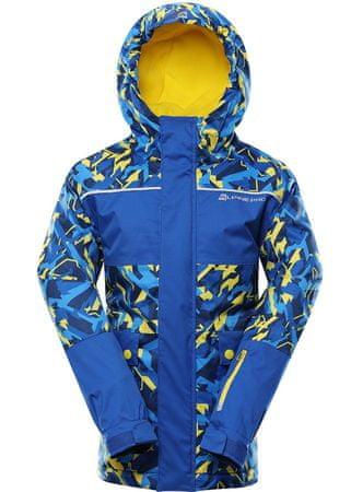 ALPINE PRO Intko 2 dječja skijaška jakna plava, 92–98