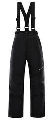 ALPINE PRO dětské lyžařské kalhoty ANIKO 4