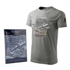ANTONIO Tričko s větroněm DISCUS-2