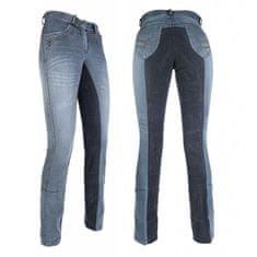 HKM Dámské pantalony s celosedem Classic HKM, Velikost 17