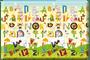 3 - Lalalu igralna podloga PREMIUM S (140 x 140 x 1.2) - ALPHABET