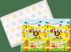 Lalalu SZŐNYEG premium L (200 x 140 x 1.5) - HAPPY BIRTHDAY
