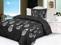 Jahu Edison posteljina, mikro pliš, 70 x 90/140 x 200