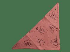 s.Oliver dívčí růžový šátek