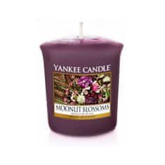 Yankee Candle Aromatična svečana sveča Cvetovi v mesecu 49 g