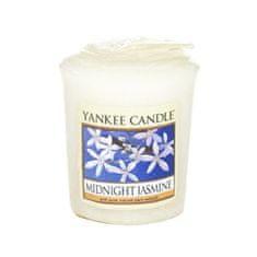 Yankee Candle Aromatična votivna sveča Polnočna Jasmine 49 g