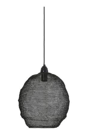 shumee Viseča svetilka Nina 38 črna
