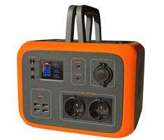 Viking Bateriový generátor AC600, 600W VAC600OR, oranžová