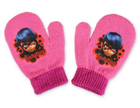 """SETINO Rękawiczki dziewczęce """"Miraculum"""" - różowy - 10x13 cm"""