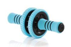 Gymstick Active kotačić za vježbanje, plavi