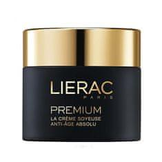 Lierac Premium (Anti-Age Absolu) 50 ml selymes, öregedésgátló krém