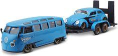 Maisto model Volkswagen Van Samba + Volkswagen Beetle