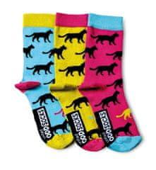 United Odd Socks Veselé ponožky Holly 3ks veľ.: 37-42