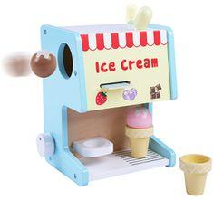 Derrson zábavný zmrzlinový stroj