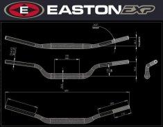EASTON EXP Řídítka EASTON EXP EXP 2010341