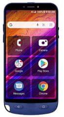 Blaupunkt Guardian mobilni telefon, 2GB/16GB, moder