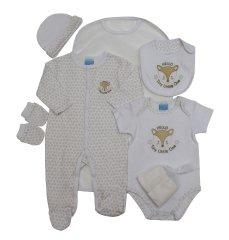Just Too Cute komplet za dojenčad Poklon 7 paket, lisica