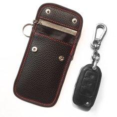 Secutek Bezpečnostné puzdro pre bez-kľúčové autá SAI-OT83