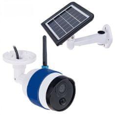 Secutek 100% bezdrôtová solárna WiFi kamera SLL-C340