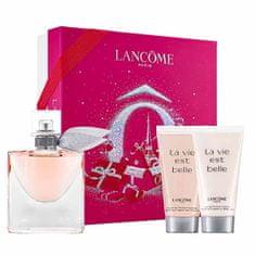 Lancome La Vie Est Belle - EDP 50 ml + sprchový gél 50 ml + telové mlieko 50 ml