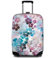 REAbags Obal na kufr REAbags® 9056 Beach Flowers