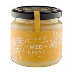 HoneyMix Med kvetový lipový pastový 250 g