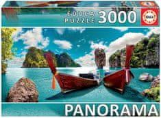 EDUCA Puzzle 3000 dílků - Phuket, Thajsko