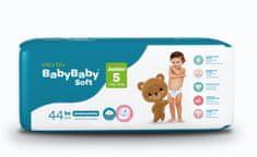 BabyBaby Soft Plienky JUNIOR 5 (12-25kg) 44ks
