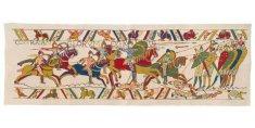 Metrax Craye Belgium  Gobelín Tapisérie - Fragment tapisérie z Bayeux