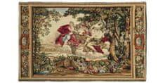 Metrax Craye Belgium Gobelín Tapisérie - Bacchus de Versailles