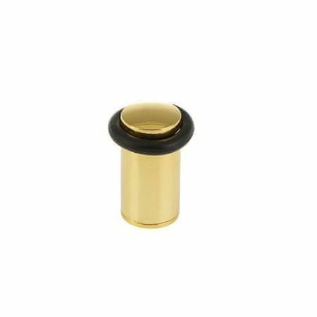 Kraftika Ogranicznik drzwi u301gp, kolor złoty