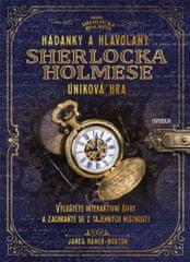 Hamer-Morton James: Hádanky a hlavolamy Sherlocka Holmese – úniková hra