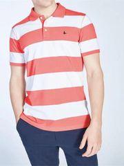 Jack Wills Pánské Polo Tričko Melcombe Rugby Barva: Vícebarevná, Velikost: XS