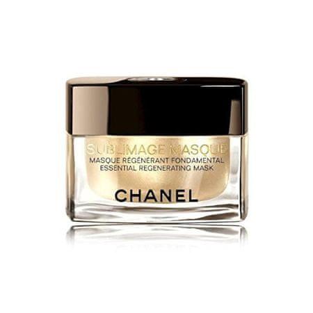 Chanel Sublimage regeneráló arcmaszk (Essential Regenerating Mask) 50 g