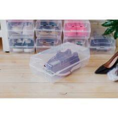 """IDEA Krabice na uložení obuvi """"renome"""", 38 × 20,5 × 13 cm"""