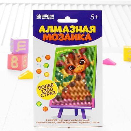 """Kraftika Diamentowy zestaw do haftowania diy dla dzieci na statywie"""""""