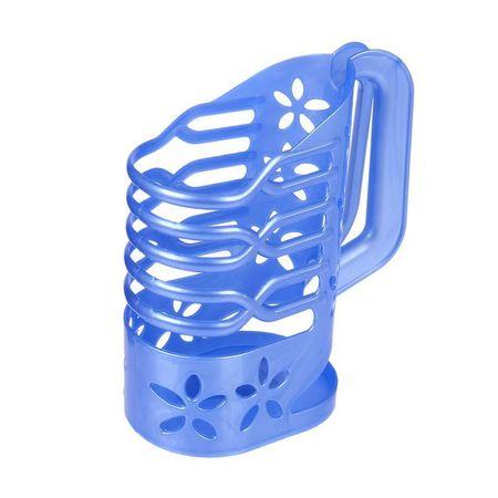 Kraftika Uchwyt na mleko 1 l, kolor niebieski